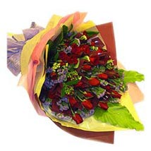 Bouquet of 36s Red Roses MAL: Send Gifts to Malaysia