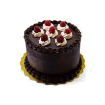 Raspberry n Chocolate Cake: Cake Delivery in Malaysia