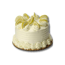 Zesty Lemon Cake: Friendship Day Gifts - Philippines