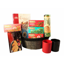 Tea Time Gift basket: Send Gifts to Portugal