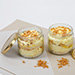Crunchy Butterscotch Jar Cake Set of 6