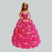Pink Barbie Cake Vanilla 3kg