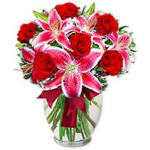 Classical Duet sing: Send Christmas Flowers to Singapore
