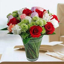 Colors of Love: Send Christmas Flowers to Singapore
