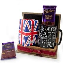 Keep Calm Tea Set: Fathers Day Gifts - Singapore
