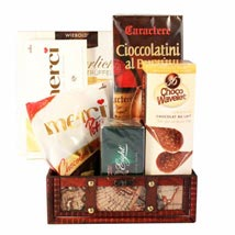 Delightful Discovery Gift Basket: Send Gifts to Sweden