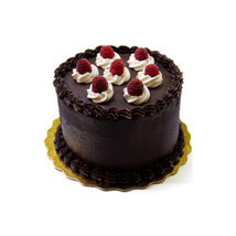 Raspberry n Chocolate Cake: Gifts to Turkey