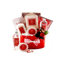 Strawberry Surprise: Gifts to Turkey