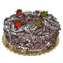 1 Kg Blackforest Cake: Send Cakes to Ajman