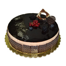 1 Kg Chocolate Cake: Send Cakes to Ajman