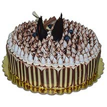 1 Kg Tiramisu Cake: Send Cakes to Ajman