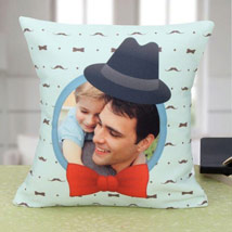 Adorable Personalized Cushion: Send Birthday Gifts to UAE
