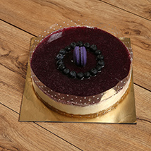 Blueberry Cheesecake: Send Birthday Gifts to UAE