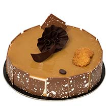 Caramel Cheesecake: Romantic Gift Delivery UAE Dubai