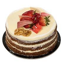 Carrot Cake: Send Cakes to Ajman