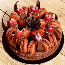 Chcocolate Macaronade: Send Cakes to Ajman