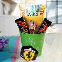 Chocolate reloaded: Send Rakhi to Al Ain
