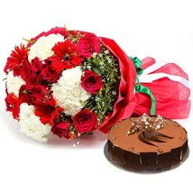 Dazzling n Delicious: Birthday Flowers and Cakes in UAE