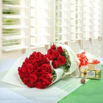 Elegant Gift For The Occasion: Send Flower Bouquets to UAE