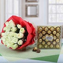 Elegant Surprise: Send Flower Bouquets to UAE