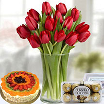 Enjoyable Delight: Birthday Flowers and Cakes in UAE