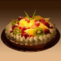 Fruit Tart: Send Cakes to Ajman