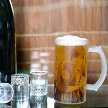 Funtime Personalize Beer Mug: Romantic Gift Delivery UAE Dubai