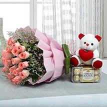 Hamper to Surprise U: Flower Bouquets to UAE