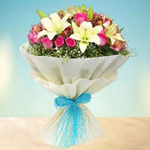 Joyful Bouquet: Send Flowers to UAE