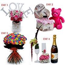 Make me Blush: Send Flower Bouquets to UAE