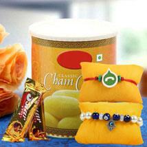 Mithai Hamper: Diwali Sweets Abu Dhabi
