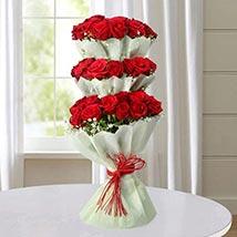 Multi Storied Roses: