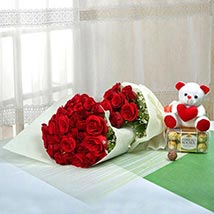 Passionate Gift Of Love: Flower Bouquets to UAE