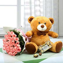 Perfect Gift hamper: Send Flower Bouquets to UAE
