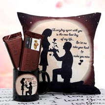 Propose Her: Romantic Gifts to Dubai, UAE