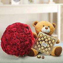 Say U Care: Send Flower Bouquets to UAE
