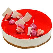 Strawberry Cheesecake: Send Cakes to Ajman