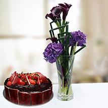 Truest Feelings: Birthday Flowers and Cakes to UAE