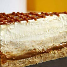 Banoffee Cheesecake: Cakes to London Boroughs
