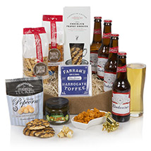 Best Bud Beer Hamper: Send Mothers Day Gifts to UK