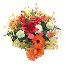 Brightly Does It: Flower Bouquet Delivery in UK