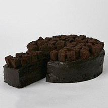 Charlies Original Factory Fudge Cake: Send Mothers Day Gifts to UK