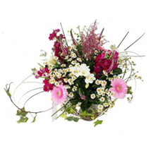 Country Garden Bouquet: House Warming