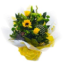 Lemon and Lime: House Warming Flowers to UK