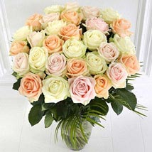 Premium Rose Bouquet: House Warming Flowers to UK