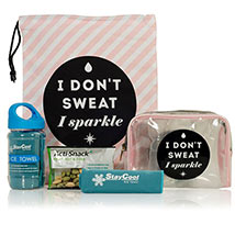 She Works Out Gift Box: Gifts for Mothers Day