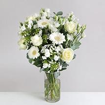 Spiritual Love Bouquet: Send Christmas Flowers to UK