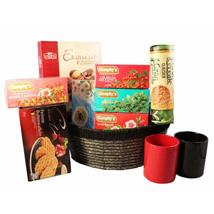 Tea Time Gift basket: Gifts to Leeds