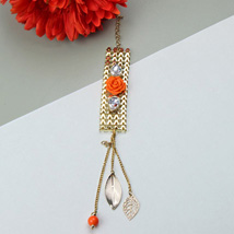 Bejeweled Bangle: Rakhi to Pittsburgh