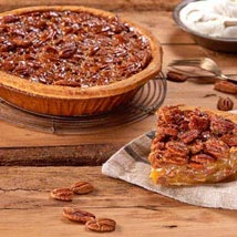 Classic Pecan Pie: Cake Delivery in Los Angeles